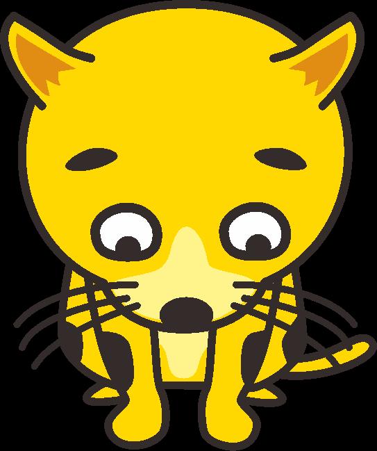 あやまり猫