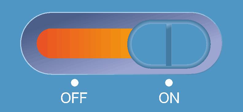スライドスイッチ