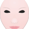 美少女になれる美少女仮面のイラスト