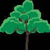 樹木イラスト素材