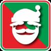 サンタクロースのアイコン画像