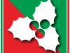 クリスマスに使うヒイラギのアイコン画像