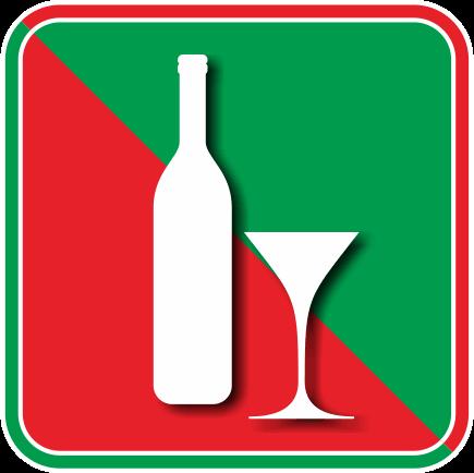 クリスマスワインのアイコン画像