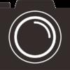 一眼レフカメラのピクトグラム
