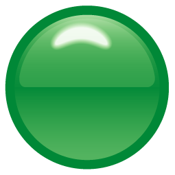 緑色を基調としたワンポイントイラスト画像