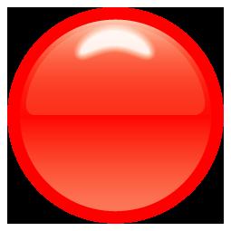 赤色を基調にしたワンポイントイラスト画像