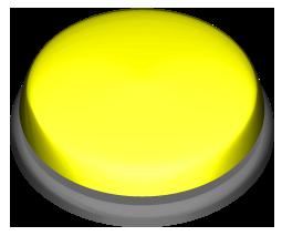黄色の押しボタンのワンポイントイラスト画像